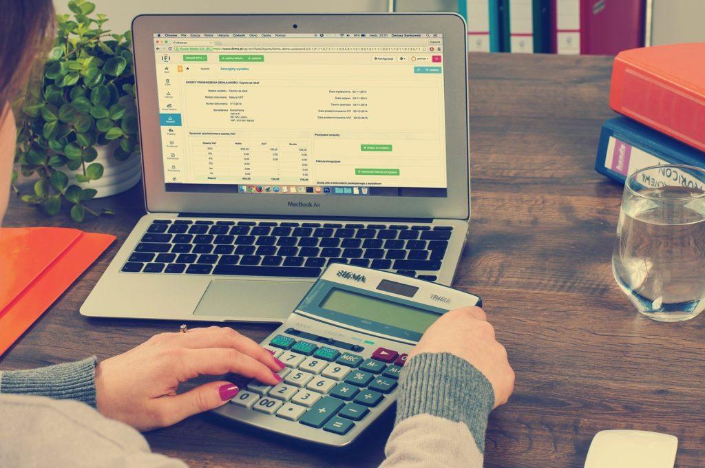 secrétaire indépendante et comptabilité courante