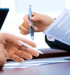 contrat de prestation avec une secrétaire indépendante